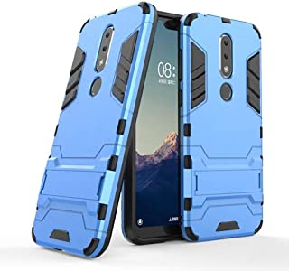 CATRON-Half-wrapped Cases - Shockproof Tough Rubber Hybrid Armor Coque case For Nokia 5.1 6.1 7 Plus 2.1 1 7 8 Sirocco 3 8...