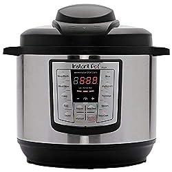 Instant Pot IP-LUX60 6-in-1 Programmable Pressure Cooker 6-Quart 1000-Watt Review