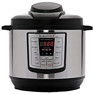 Instant Pot Lux 6-in-1 Electric Pressure Cooker, Slow Cooker, Rice Cooker, Steamer, Saute, and Warmer|6 Quart|12 One-Touch Programs (B01MFEBQH1) | Amazon price tracker / tracking, Amazon price history charts, Amazon price watches, Amazon price drop alerts
