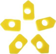 5 stuks schuim luchtfilter vervangingsfilter geel voor Briggs & Stratton 9B900 serie grasmaaier