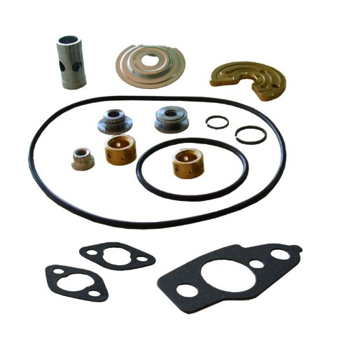 Turbo Rebuild Kit with Oil Water Gasket for CELICA 2.0L 3SGTE Toyota CT26 Turbocharger Dynamic Seal Design