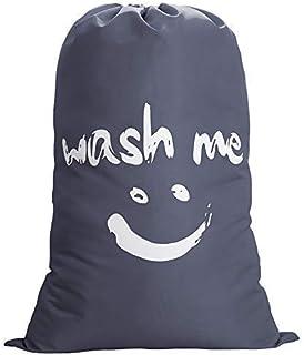 NEXCURIO Extra Large Travel Laundry Bag Set Nylon Rip-stop Dirty Clothes Storage Bag Bathroom Bedroom Home Dormitory Trave...