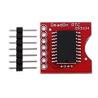 yotijar DS3234チップセット高精度SPIタイミングクロックモジュール