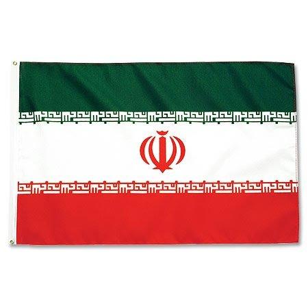 Iran Large Flag - One Size