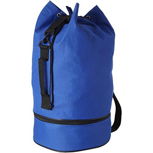 Bullet - Bolsa estilo marinero modelo Idaho (50 x 30 cm) (Azul...