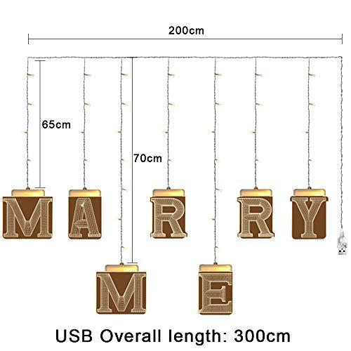 3D led gordijn licht brief Engels alfabet 3D muurbehang nachtlicht huwelijksdecoratie voor bruiloft