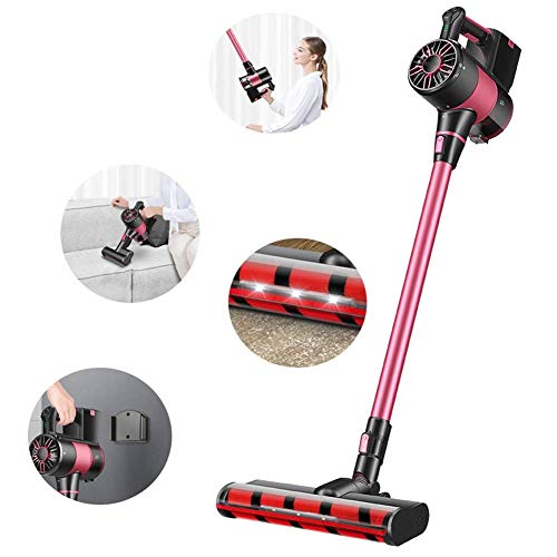 Find Bargain Atten Wireless Vacuum Cleaner, Household Powerful Small Hand-held Large Suction 215w Hi...