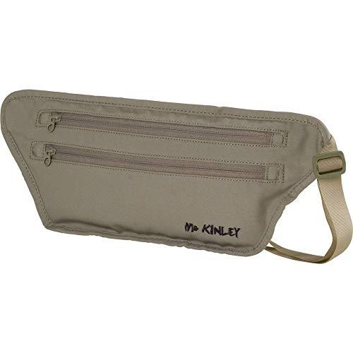 McKINLEY Geldgürtel-101316077000 Cinturones de Dinero, Unisex Adulto, Beige, Talla única