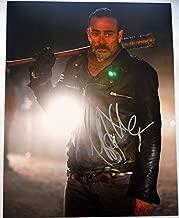JEFFREY DEAN MORGAN - The Walking Dead AUTOGRAPH Signed 11x14 Photo