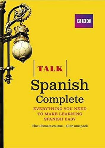 Talk Spanish Complete (Book/CD Pack): Everything you need to make learning Spanish easy