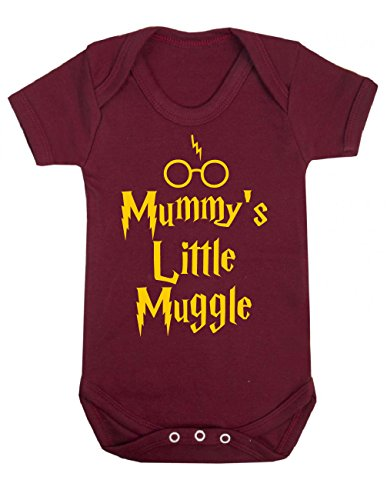 Mummy's Little Muggle Baby Vest
