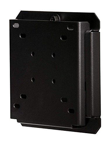 Peerless SF630P Smart Flat Wall Mount for Screen Upto 10-29-Inch - Bl