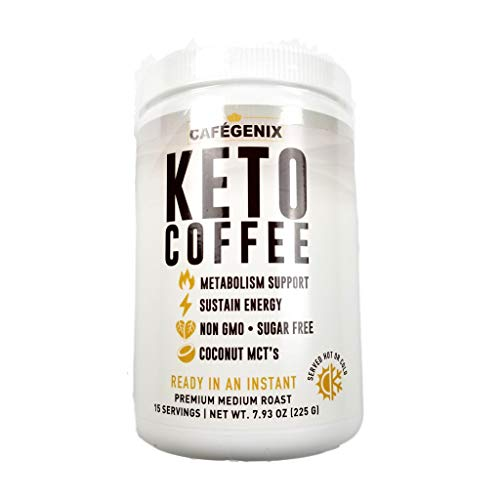 KETO COFFEE Bullet-Proof Instant Coffee