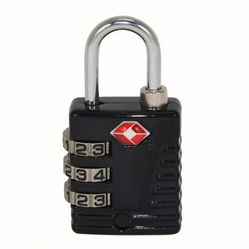 KH-Security Alarm Kabelschloss 'Comact' Lock Heavy Fahrradschloss