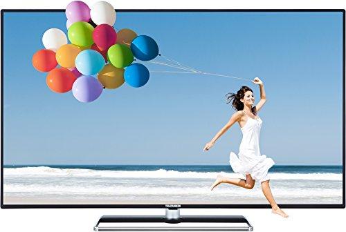 Telefunken L48F249X3CW-3DU 122 cm (48 Zoll) Fernseher (Full HD, Triple Tuner, 3D, Smart TV)