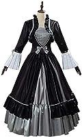 【A2HE1X2GDMUCB8】クラウド・ストライフ コスプレ Cloud Strife コスプレ 衣装 女装 ドレス コスチューム(ご注文時にサイズをお知らせください)