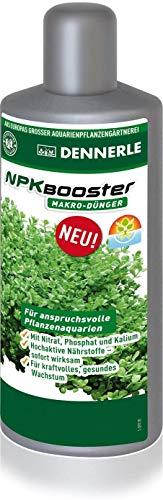 Dennerle NPK-Booster Makro-Dünger für Aquarienpflanzen - 100 ml