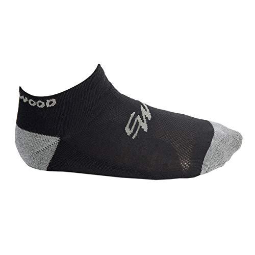 Sherwood Performance Sock- Low Cut - schwarz (2er Pack), Größe:39/42