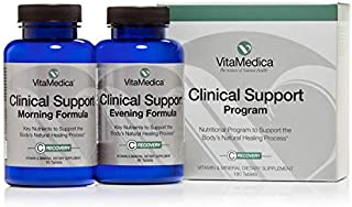 VitaMedica Clinical Immune Support Vitamin & Mineral Supplement Program w/Vitamin A, C, D, and Zinc