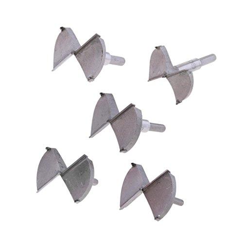 Holzbohrer Forstnerbohrer Set Größe zum Auswahlen - 70mm 60mm 65mm 75mm 80mm