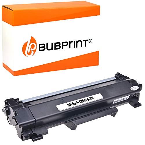 Bubprint Kompatibel Toner als Ersatz für Brother TN-2410 für DCP-L2510D DCP-L2530DW DCP-L2550DN HL-L2310D HL-L2350DW HL-L2370DN HL-L2375DW MFC-L2710DN MFC-L2710DW MFC-L2730DW MFC-L2750DW Schwarz