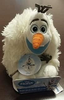 Disney Frozen Olaf Hideaway Pillow Pets Mini 5