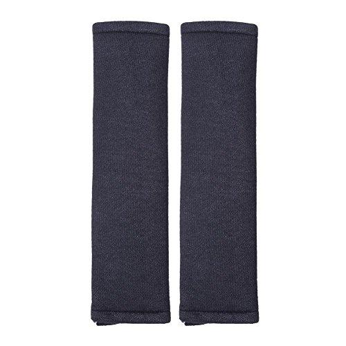 Domybest 2pcs épaule Housse de coussin de voiture Ceinture de sécurité Pad Sangle universel doux couvertures de ceinture