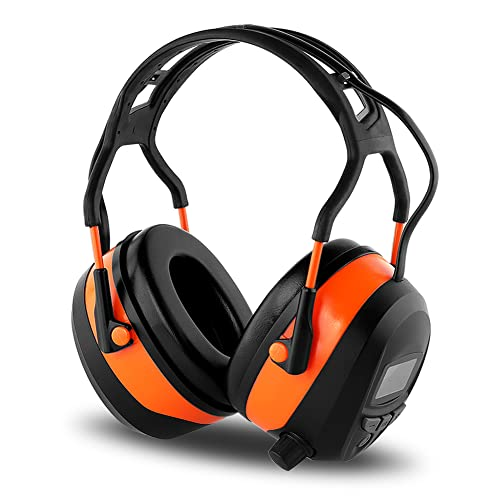 FM MP3 Bluetooth Radio Headphones Wireless Cancelling Headphones with 4GB Memory Card Built-in Mic...
