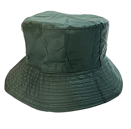 Gorro para la Lluvia. Sombrero de Pescador Unisex. Gorro Impermeable, Waterproof