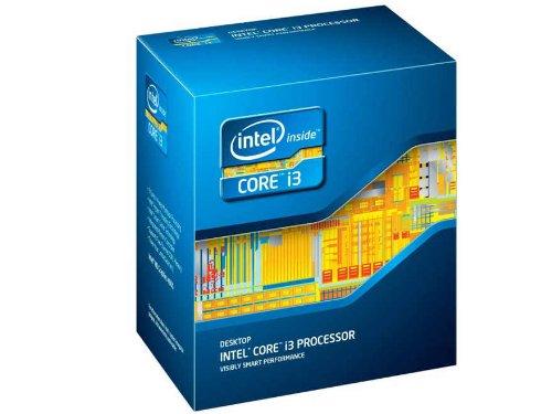 Intel BX80637I33225 Core i3 3225 Prozessor (3,3GHz, Sockel 1155, 3MB L3 Cache, 55 Watt)
