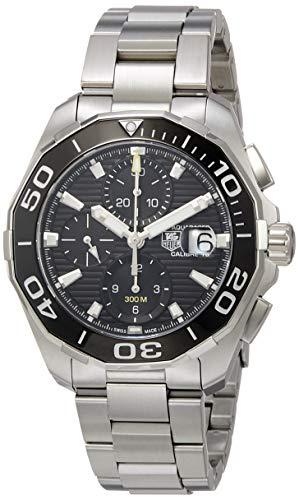 [タグ・ホイヤー] 腕時計 アクアレーサー キャリバー16 CAY211A.BA0927 メンズ 並行輸入品 シルバー