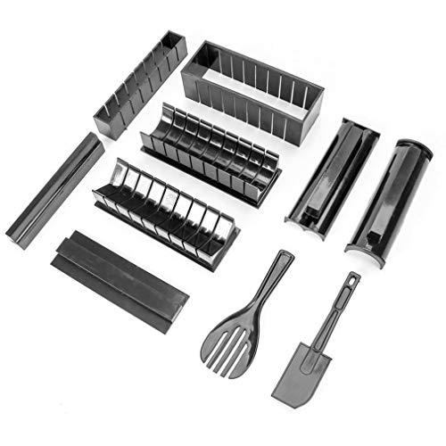 Galaga Kit para Hacer Sushi - Equipo para Hacer Sushi Edición Cuchillo...