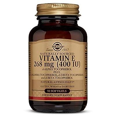 Solgar Vitamin E 400 IU Mixed Softgels