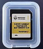Scheda SD GPS Europa 2018-10.05 – Renault Tomtom Live