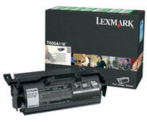 Lexmark T650A11E Laser cartridge 7000pages Black toner cartridge - Toner Cartridges (Laser cartridge, 7000 pages, Black, 1 pc(s))