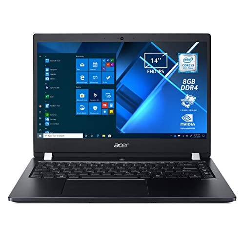 Acer TravelMate X3 TMX3410-MG-3729 Notebook con Processore Intel Core i3-8130U, RAM 8 GB DDR4, 128GB SSD, 1000GB HDD, Display 14