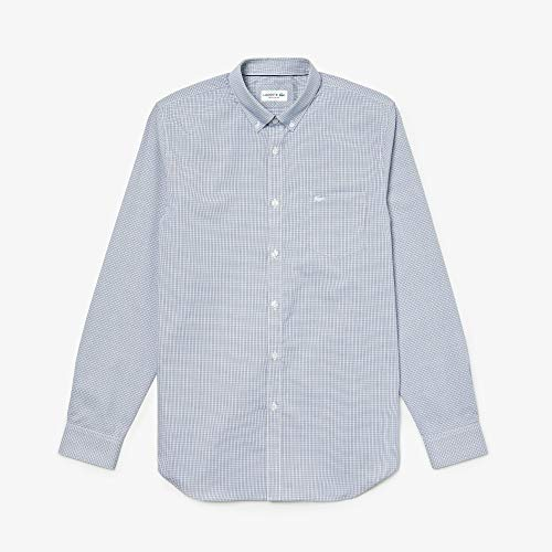 Lacoste hemd met lange mouwen