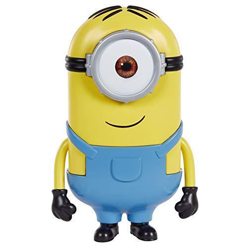Figura De Acción Mattel Minions Stuart De 30 Centímetros
