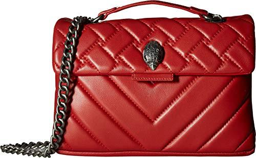 Leather Kensington Crossbody