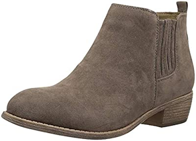 Brinley Co Women's Rizz Ankle Boot