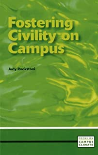 By Judy Rookstool Fostering Civility on Campus [Paperback]