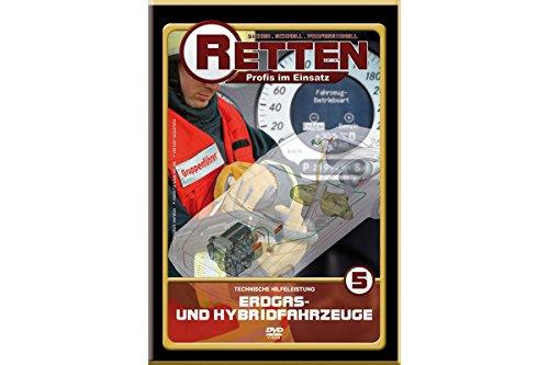 RETTEN Technische-Hilfeleistung Teil 5: Erdgas- und Hybridfahrzeuge, Ausbildungs-DVD für die Feuerwehr