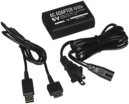 KMD PSVita AC Adapter Home Charger - Sony PS Vita