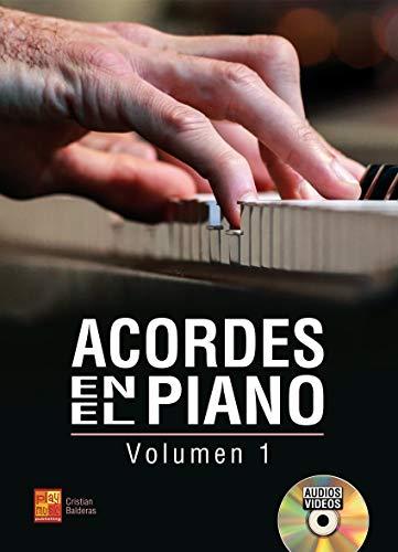 Acordes En El Piano - Volumen 1 - Klavier - Buch + CD