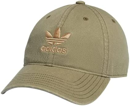 adidas Men's Metal Logo 2 Relaxed Fit Strapback...