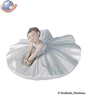 Nao Porcelain by Lladro DANCE CLASS ( BALLET BALLERINA ) 2001283