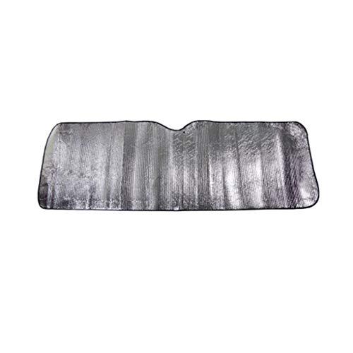 Beschermd tegen licht Zonnescherm, 130-220CM Sunscreen Anti-UV zilver aluminium folie zonneklep auto vrachtwagen Zonblok (Size : 70 * 220CM)