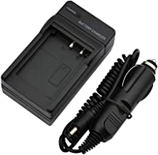 BIRUGEAR Battery Charger Kit NB-7L(Home/Wall/Travel Charger & Car Charger) for Canon PowerShot G12 SX30 is G10 G11 Digital Cameras