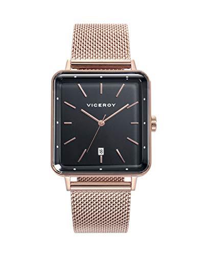 Reloj Viceroy Air Mujer Malla Milanesa Rosado 471217-57