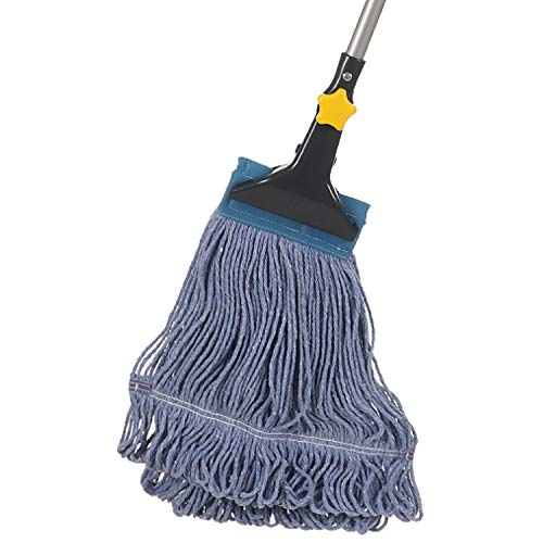 Yocada Looped-End String Commercial Mop, Industrial Grade